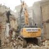 Gaziantep Şıh Meydanı için yıkım çalışmaları tamamlandı!