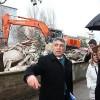 Kartal Esentepe'deki metruk binalar yıkıldı!