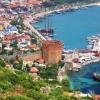 Antalya'da konut fiyatları arttı!