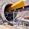 Türkiye'nin Yerli Kazı Makinesi Tünel Açmaya Başladı Haberi