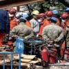 İnşaat iskelesi çöktü: 2 işçi hafif yaralı haberi