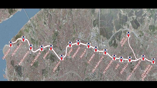 Çekmeköy'e metro eli değiyor