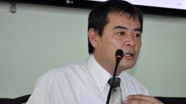 Japonya Yurt Dışı İnşaat Şirketleri Derneği Genel Sekreteri Moriwaki Açıklaması