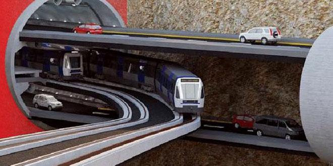 Büyük İstanbul Tüneli Projesi İhalesi Sona Yaklaşıyor Haberi