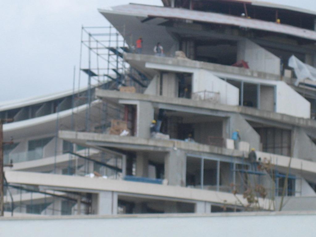 2013'ün ilk yarısında 1.3 milyar TL'lik otel yatırımı için inşaat ruhsatı alındı