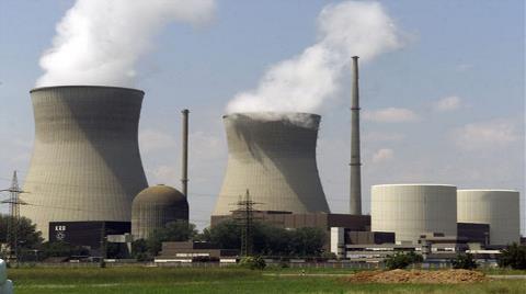 Nükleer için Geliyor