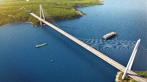 Üçüncü Köprüye 629 Milyon Liralık 'Teşvik'