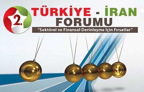2. Türkiye-İran Forumu 26-27 Aralık'ta gerçekleşecek
