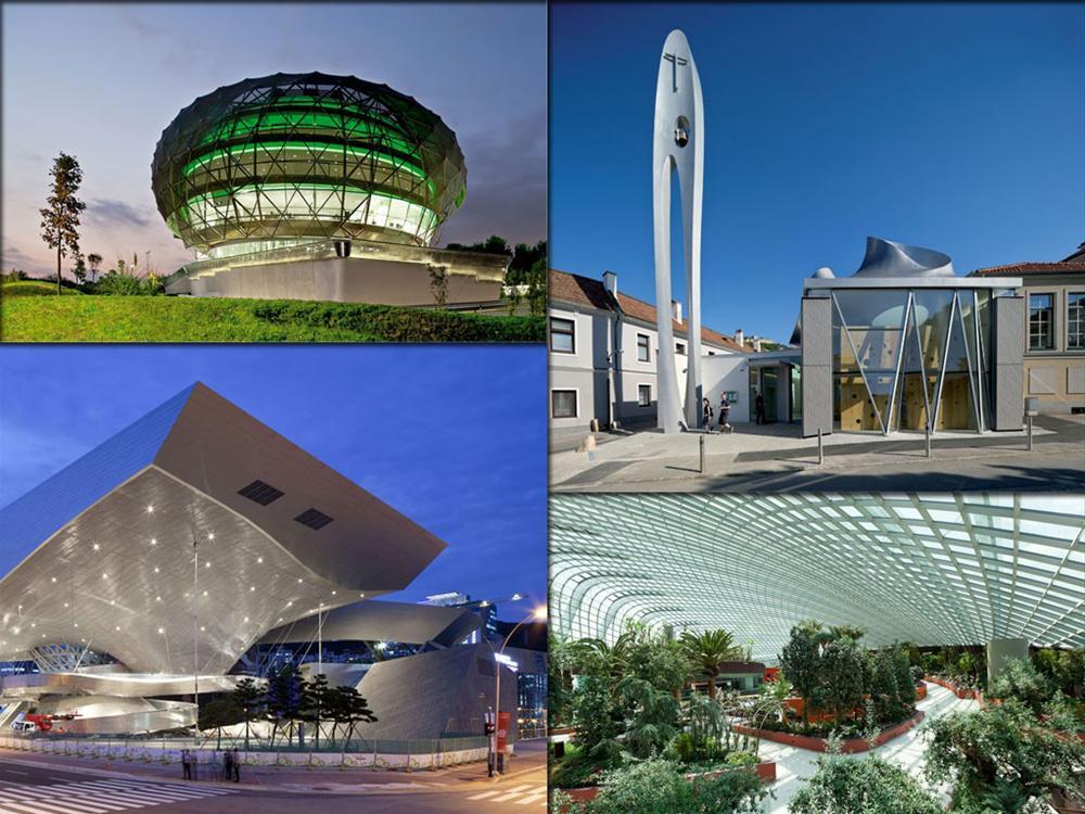 Dünya Mimari Festivali Ödülleri Adayları