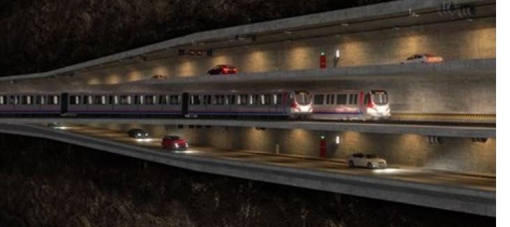 3 Katlı Büyük İstanbul Tüneli'nin ihalesi 23 Aralık'ta yapılacak
