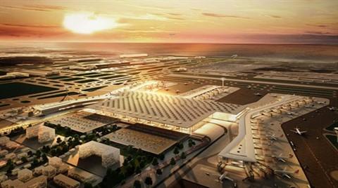 3. Havalimanının Kira Bedeli 1 Milyar 45 Milyon Euro