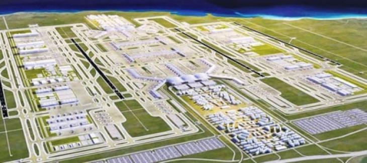 3. havalimanı çevre ilçelerde emlak fiyatlarını uçurdu