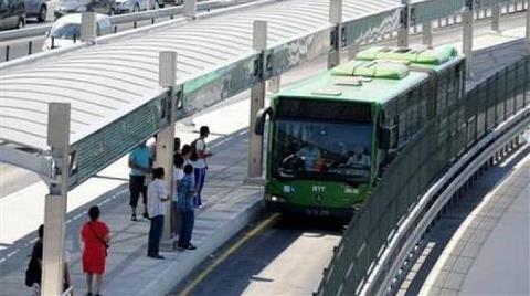 Metrobüs Hattı Silivri'ye Kadar Uzatılıyor Haberi