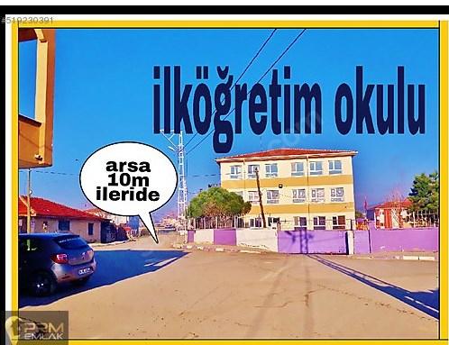 "MAHALLE MERKEZİNDE 500m2 ""İMARLI"" ARSALAR"