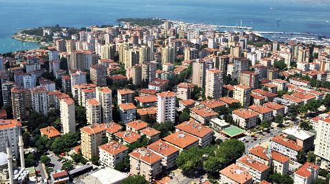 İstanbul'da Konut Fiyatları Yüzde 20 Arttı