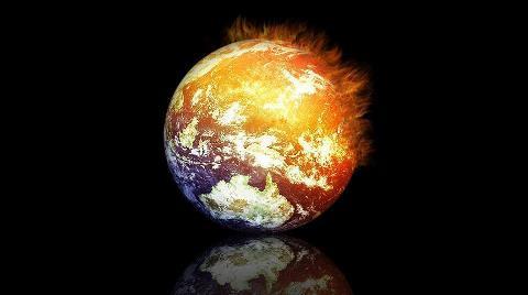 Dünya Her Zamankinden Daha Sıcak