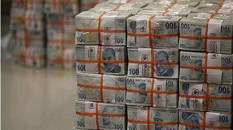 Hazine, 1.5 Milyar Lira Borçlandı