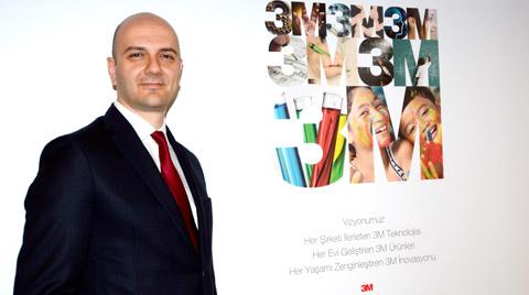 3M Türkiye, İhracat Yaptığı Ülke Sayısını 52'ye Çıkardı
