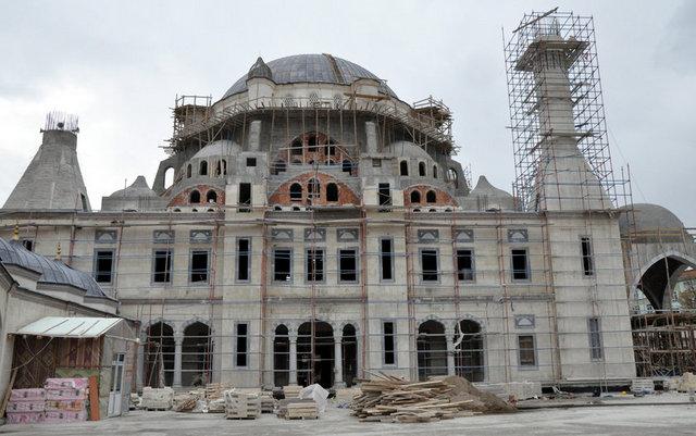 Mimar Sinan'ın ustalık eserinin benzeri, Kırıkkale'de yükseliyor
