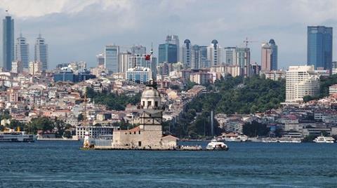İstanbul 122 gökdelenle Avrupa birincisi