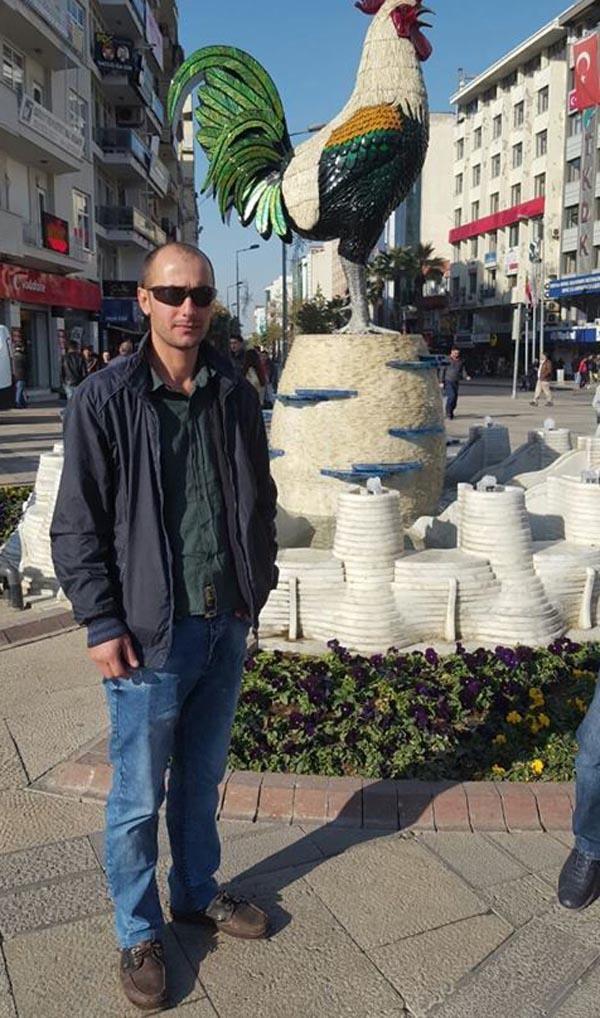 Üzerine demir profil düşen işçi öldü