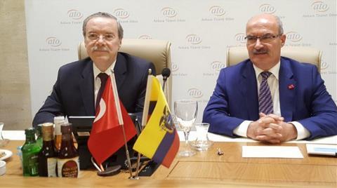 Ekvador İnşaat ve Altyapı İşleri İçin Türk Şirketlerini Bekliyor