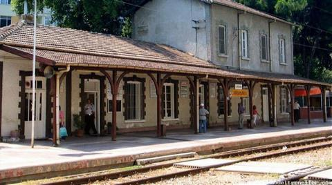 TCDD'den Kiralık Asırlık Tren İstasyonu!