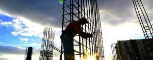Rusya'da İnşaat Sektörü Küçülüyor