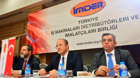 """""""İMDER 2016'da Önemli Projelere İmza Atacak"""""""