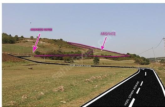 KADIOĞLU'ndan OTOBAN&ŞEHİR MANZARALI ÖZEL ÇAPLI 700 m2 ARSA