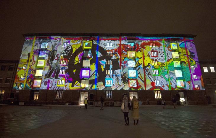 Londra'da Işık Oyunları