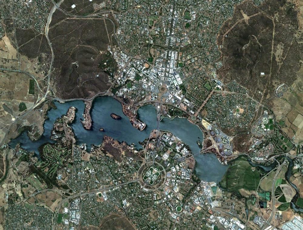Canberra, Avustralya