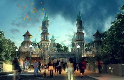 Eyüp'e 100 futbol sahası büyüklüğünde park: Vialand
