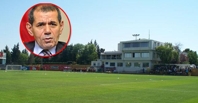 Galatasaray inşaat işine giriyor.