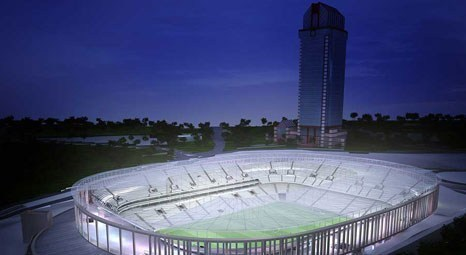 Vodafone Arena Stadı'nın kaba inşaat ihalesinde sonuç çıkmadı