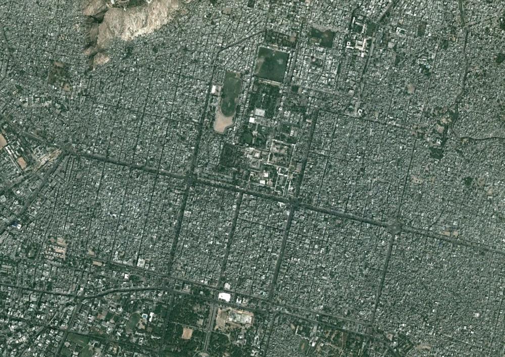 Şehir Planlama Örnekleri
