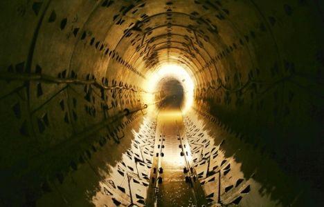 İstanbul'a 5 yeni yağmursuyu tüneli geliyor!