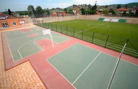 Yazıcı, Kartepe'deki Spor Kompleksinin İnşaat Çalışmalarını İnceledi