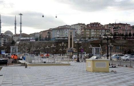 Ankara Keçiören'e yeni meydan!