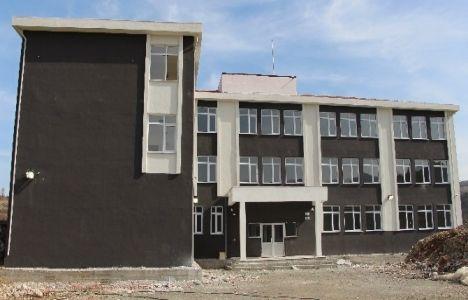 Samsun Göl Çok Programlı Anadolu Lisesi inşaatında sona gelindi!