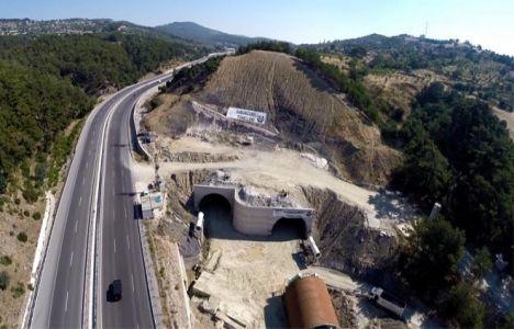 Sabuncubeli Tüneli'nin inşaatında son durum!