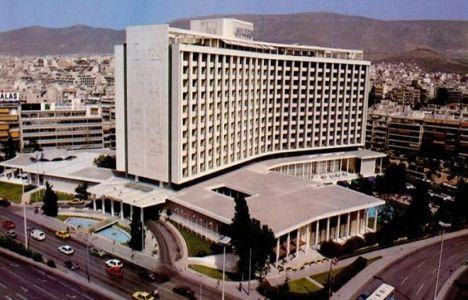 Yunanistan'daki Hilton Atina Hotel 180 milyon euroya satılıyor!