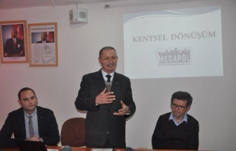 Zonguldak'ta kentsel dönüşüm toplantısı gerçekleşti!