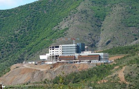 Gümüşhane yeni devlet hastanesi yolu ihalesi yarın yapılacak!