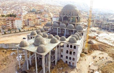 Nevşehir Külliyesi çalışmalarında son durum!