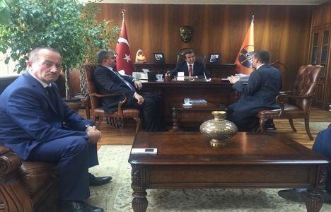 Zonguldak Çaycuma'da TOKİ çalışmaları hızlanacak!