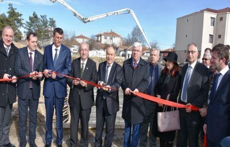 Tekirdağ Muratlı'ya yeni okul inşa ediliyor!
