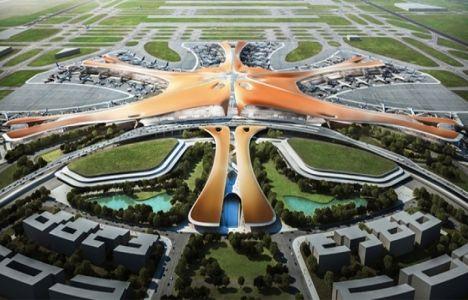 Çin 5 yılda 50 havaalanı inşa edecek!