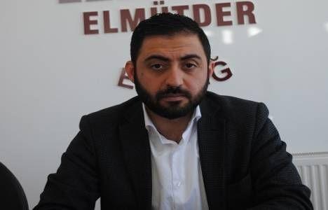 Osman Avcıl: Elazığ'da inşaat sektörünün önü açılmalı!