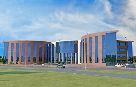 Orhangazi Devlet Hastanesi'nin yüzde 98'i tamam!